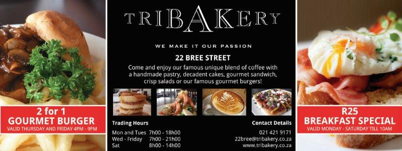 Tribakery Flyer